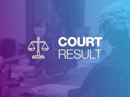 Court Result