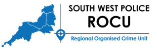 South West Regional Organised Crime Unit logo