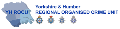 Yorkshire & Humber Regional Organised Crime Unit Logo